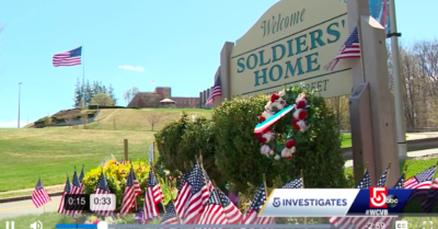 More than 80 veterans die from CCP Virus in Holyoke Soldiers Home, they 'never had a chance'