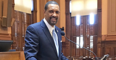 Pro-Trump Democrat Vernon Jones cancels resignation due to overwhelming public support to stay