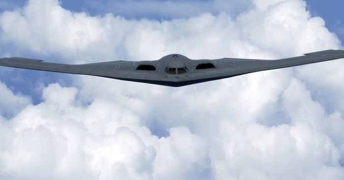 The Chinese regime would be preparing a transcontinental stealth nuclear bomber
