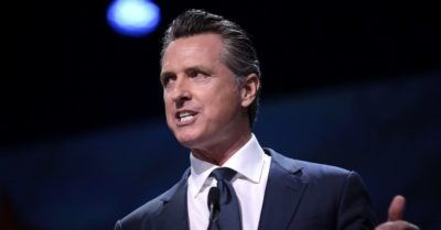 Democratic Gov. Newsom orders all new gas powered passenger vehicles to be phased out