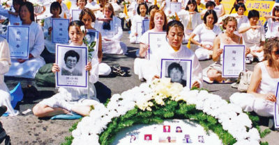 May 13 commemorates 21 years of peacefully defying communist ban on truthfulness, compassion, and tolerance