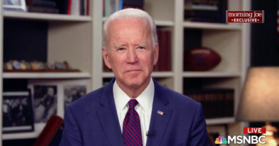 Biden staff donate to protester bail fund as rioting, violence escalate