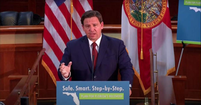 Gov. Ron DeSantis unloads on media for botched reporting on Florida