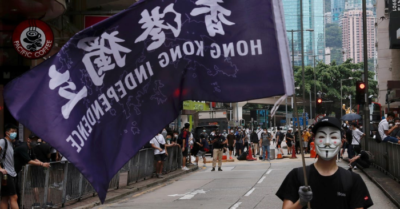 The European Union urges the Chinese Communist Party to respect Hong Kong's autonomy