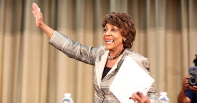 House Ethics Complaint filed against Maxine Waters for inciting abuse and intimidating jury