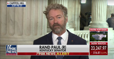 Sen. Rand Paul unloads on Obama administration on Flynn unmasking: 'What did President Obama know?'