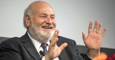 'Wolf of Wall Street' actor Rob Reiner supports Democrat postal voting proposal because it would oust President Trump