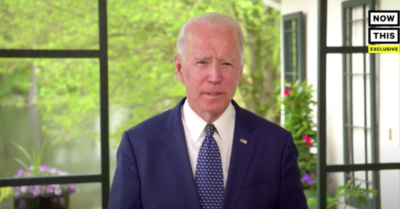 Joe Biden blames President Trump for deepening economic disaster