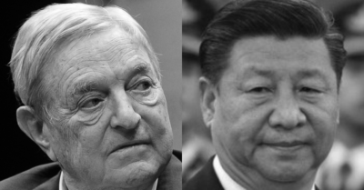 Video from 2009 reveals how Soros was already promoting a New World Order led by the Chinese regime