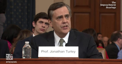 'Flynn was not charged with perjury': Law professor Turley rips Obama for false statements on Flynn case