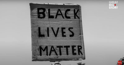 Football coach fired for replacing Black Lives Matters sign with Christian message