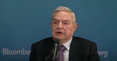 It is forbidden to talk about George Soros on Fox News, says the owner of The Blaze