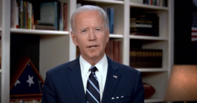 Revolutionary Communist Party leader endorses Joe Biden for president