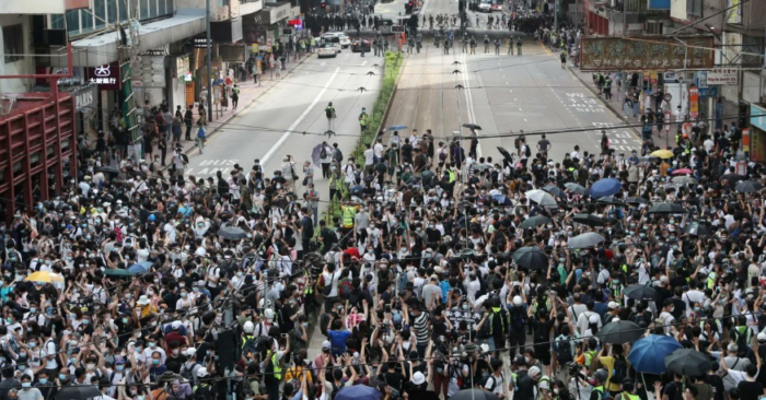"""Chinese regime threatens """"all the people of the world"""" with Hong Kong law, Taiwanese minister warns"""