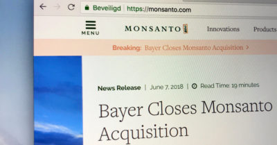 "Federal judge says he is ""tempted"" to reject Bayer's settlement of Monsanto litigation"