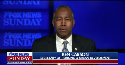 Ben Carson: Black Lives Matter's Marxist ideology 'antithetical to the American model and to patriotism in this country'
