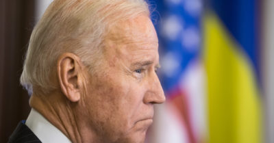 A recording would show that Joe Biden risked national security and sabotaged Trump