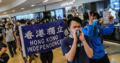 Dissidents in Hong Kong create new symbols of protest, dodging repression