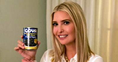 Ivanka Trump has 'every right' to support Goya Foods despite 'cancel culture' movement says White House