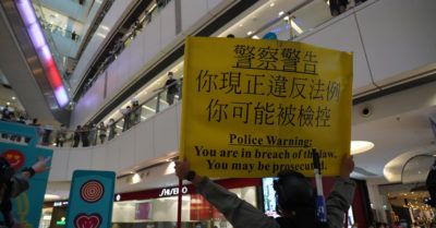 New Hong Kong national security law: foreigners could also be arrested