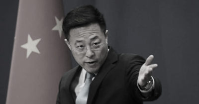 The Chinese Communist Party feels powerless after the US declared Huawei and ZTE a threat
