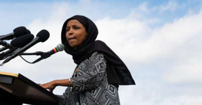 Ilhan Omar said she will push Joe Biden to the radical left if he wins the election