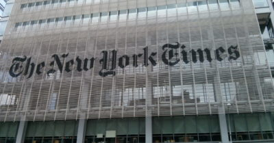 New York Times columnist resigns after being subjected to constant bullying