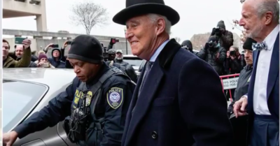 Roger Stone has prison sentence commuted at the last minute by President Trump