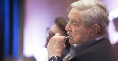 Speculator George Soros donates $220 million to 'racial justice' movements