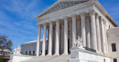 US Supreme Court refuses to give financial support to foreign organizations over the interests of America