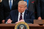 President Trump signs executive order to boost US essential drug manufacturing