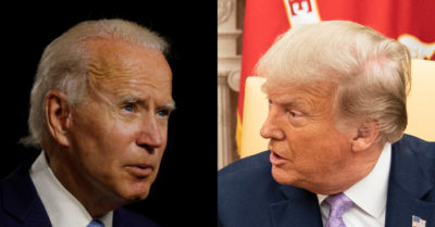 Polls contradict Biden's alleged media advantage over President Trump