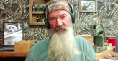 America would be 'hell on earth' under a Joe Biden presidency says Phil Robertson, 'Dems have exchanged Jesus for Karl Marx'