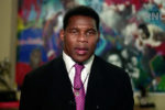 'Let's cooperate with the police': Herschel Walker tells Biden and Harris to stop violence in Democratic cities