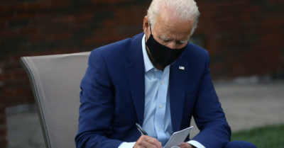 Biden confusion: Increase from 7 to 6,114 the number of deaths from CCP viruses among the U.S. military.