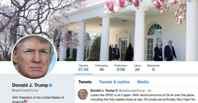 Twitter censors President Trump but is permissive about Biden's posts