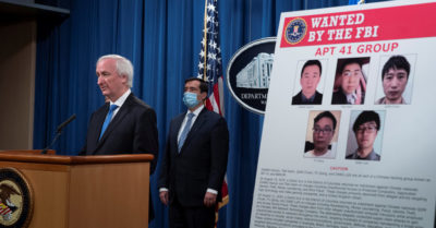 Justice Department Charges 5 Chinese and 2 Malaysian Citizens with Hacking