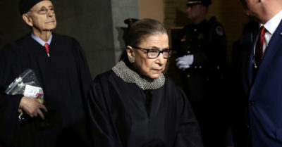 'Whether you agree or not, she was an incredible woman': President Trump mourns the death of Ruth Bader Ginsburg