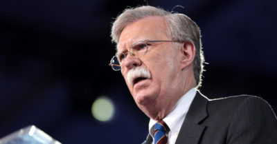 The Department of Justice will investigate whether John Bolton illegally disclosed classified information in his book