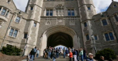 Princeton University under investigation for possible 'embedded' racism that violates Title Vl, US Civil Rights Act of 1964