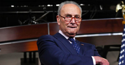 Democrat Sen. Schumer uses 'two-hour rule' to block hearings after GOP vows to vote on new Supreme Court justice