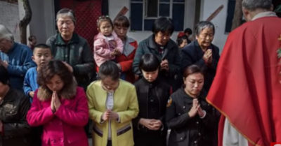 Religious persecution in China: Officials offer rewards for reporting 'unregistered' churches