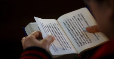 The Chinese Communist Party adulterates the Bible to portray Jesus as a murderer and sinner