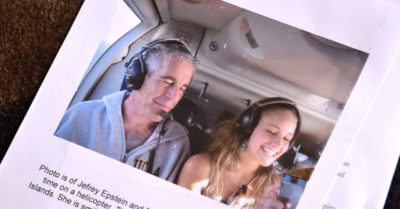 """Panic among many of the rich and famous"": justice demands to know the names of all the people who flew with Jeffrey Epstein"