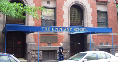After several delays they finally reopened the elementary schools in New York