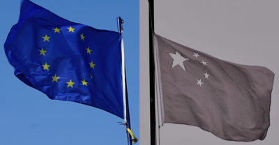 European companies fear arbitrary sanctions resulting from the current tension with China