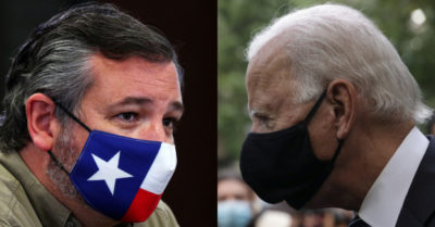 Sen. Ted Cruz warns that Biden would impose the radical left in his possible presidency