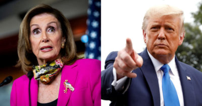 Pelosi could be ousted if she tries to impeach Trump for appointing a Supreme Court justice