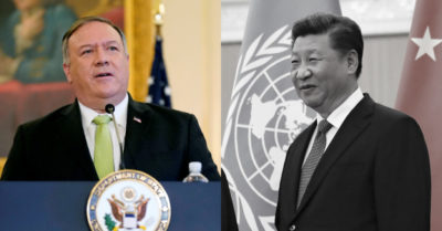 Bad news for communism: US announces creation of global coalition against Chinese Communist Party