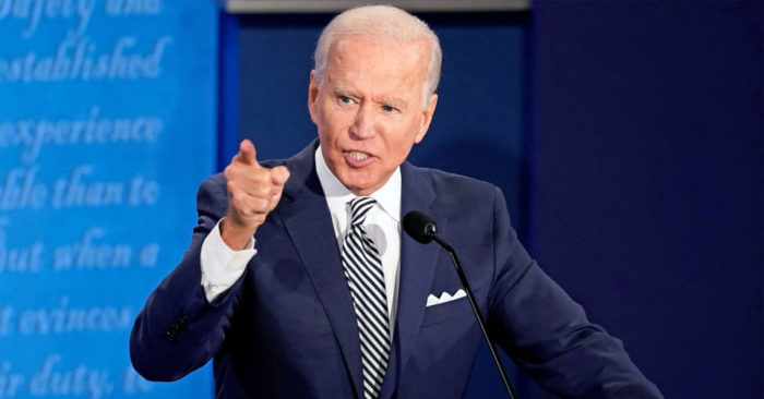Joe Biden presidential debate